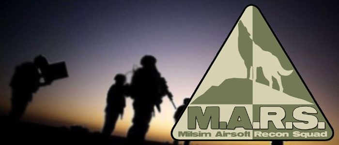 M.A.R.S    Team MilSim Banniere2